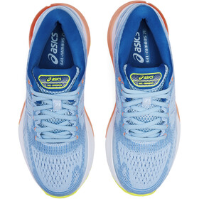 asics Gel-Nimbus 21 Shoes Damen heritage blue/lake drive